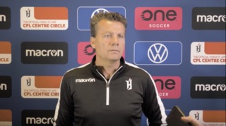 May 22: Assistant Coach Peter Reynders – Forge FC