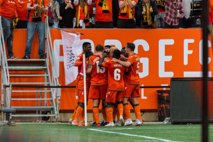 Match Preview: Forge @ Edmonton – Forge FC