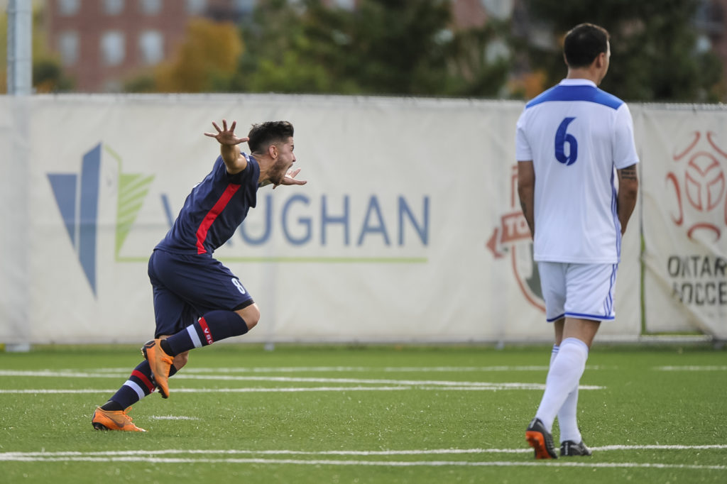 League1 Ontario / Martin Bazyl