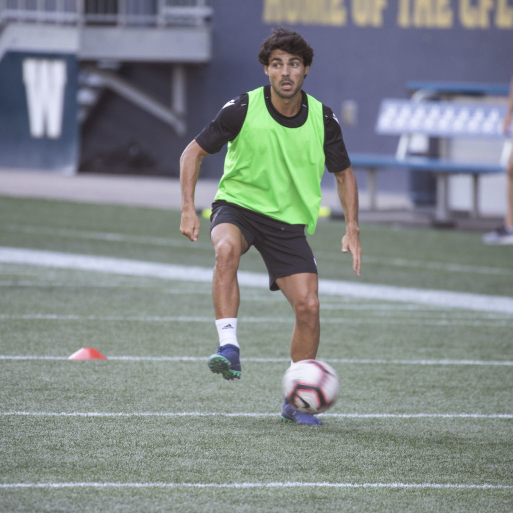 """This is my dream."" 