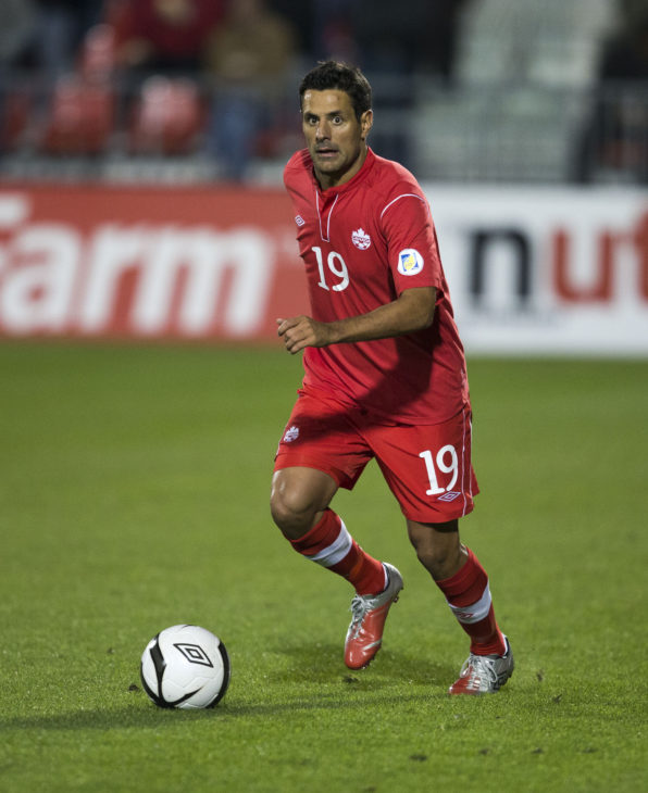 Ante Jazić says Stephen Hart had a huge impact on his career. (Canada Soccer)