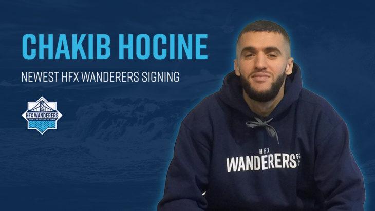 Chakib Hocine