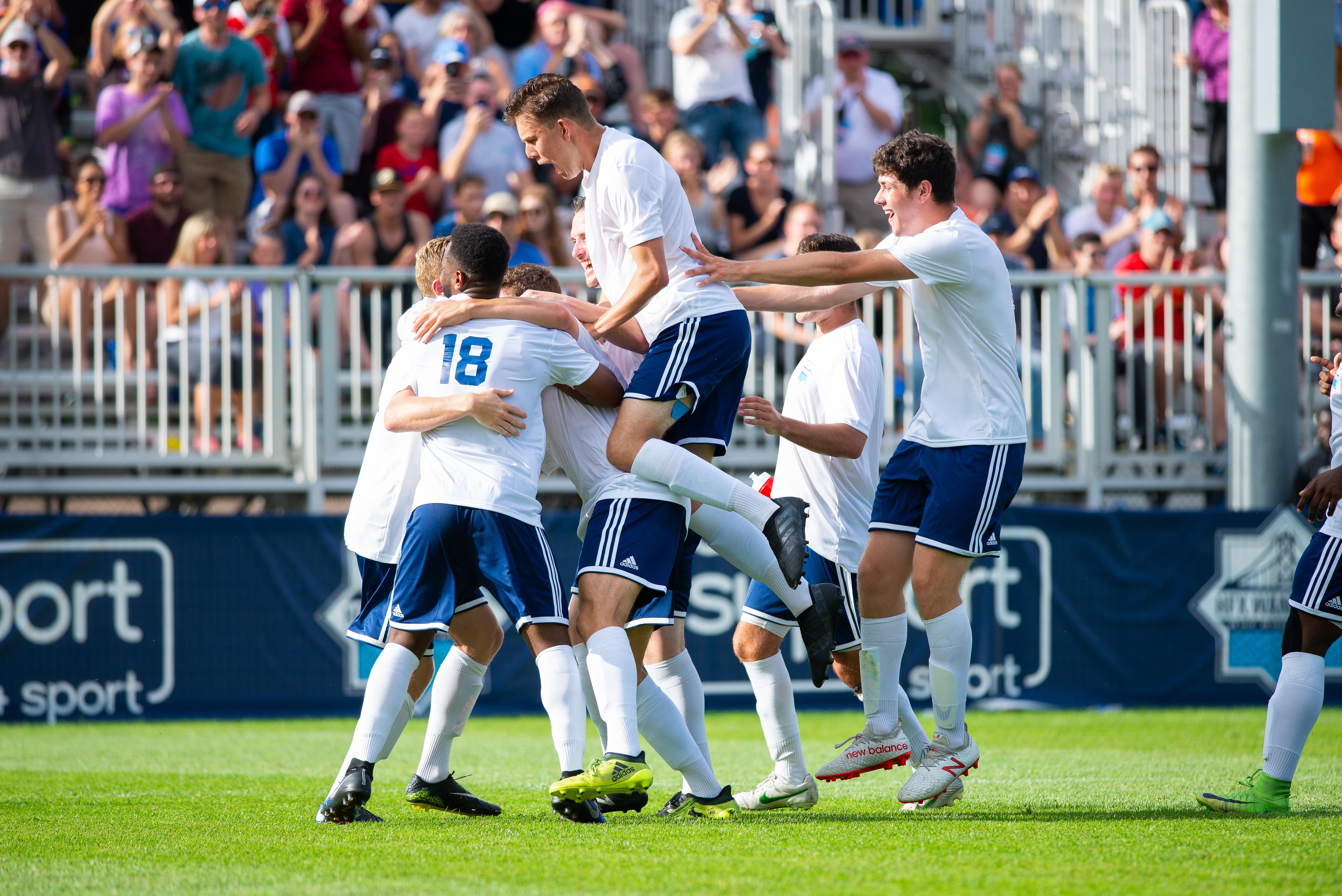 Wanderers draw Ontario's Vaughan Azzurri in Canadian