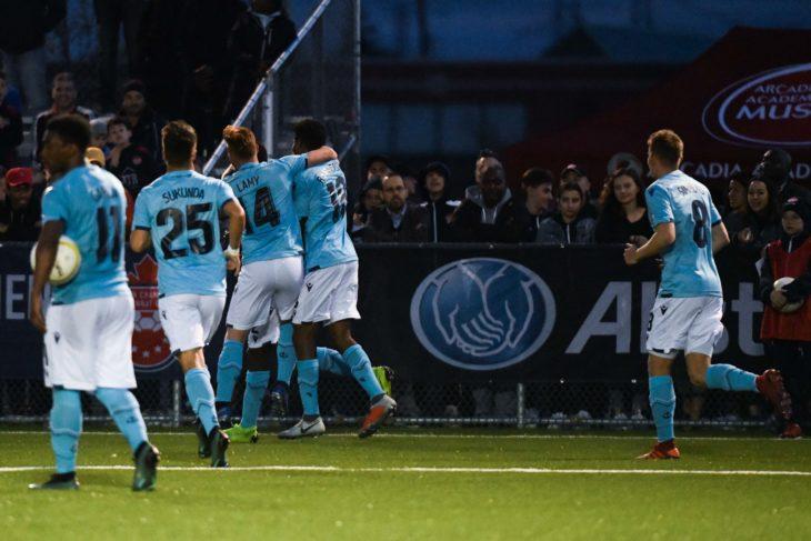 Late Kourouma penalty seals Wanderers Canadian Championship win at Vaughan – HFX Wanderers FC