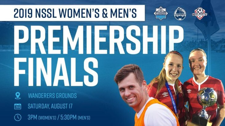 The Premiership Championship matches of the NSSL will be at the Wanderers Grounds on August 17th.