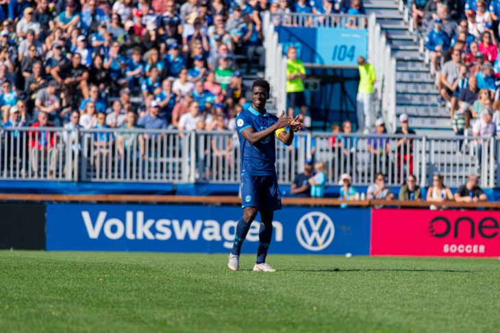 Wanderers coach challenges players to find scoring touch on road trip – HFX Wanderers FC