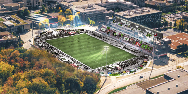 York Lions Stadium (York9 FC)