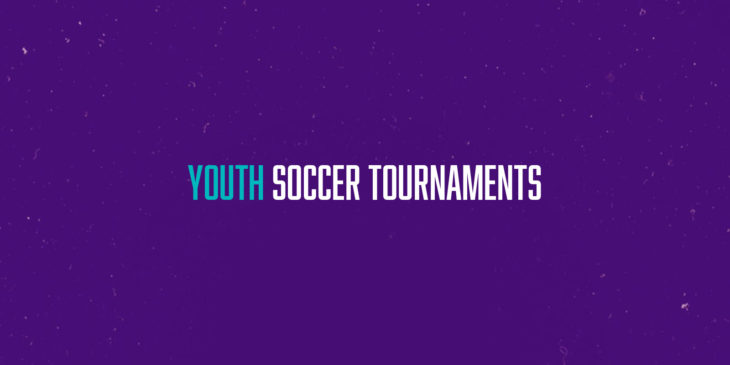 Youth soccer tournaments