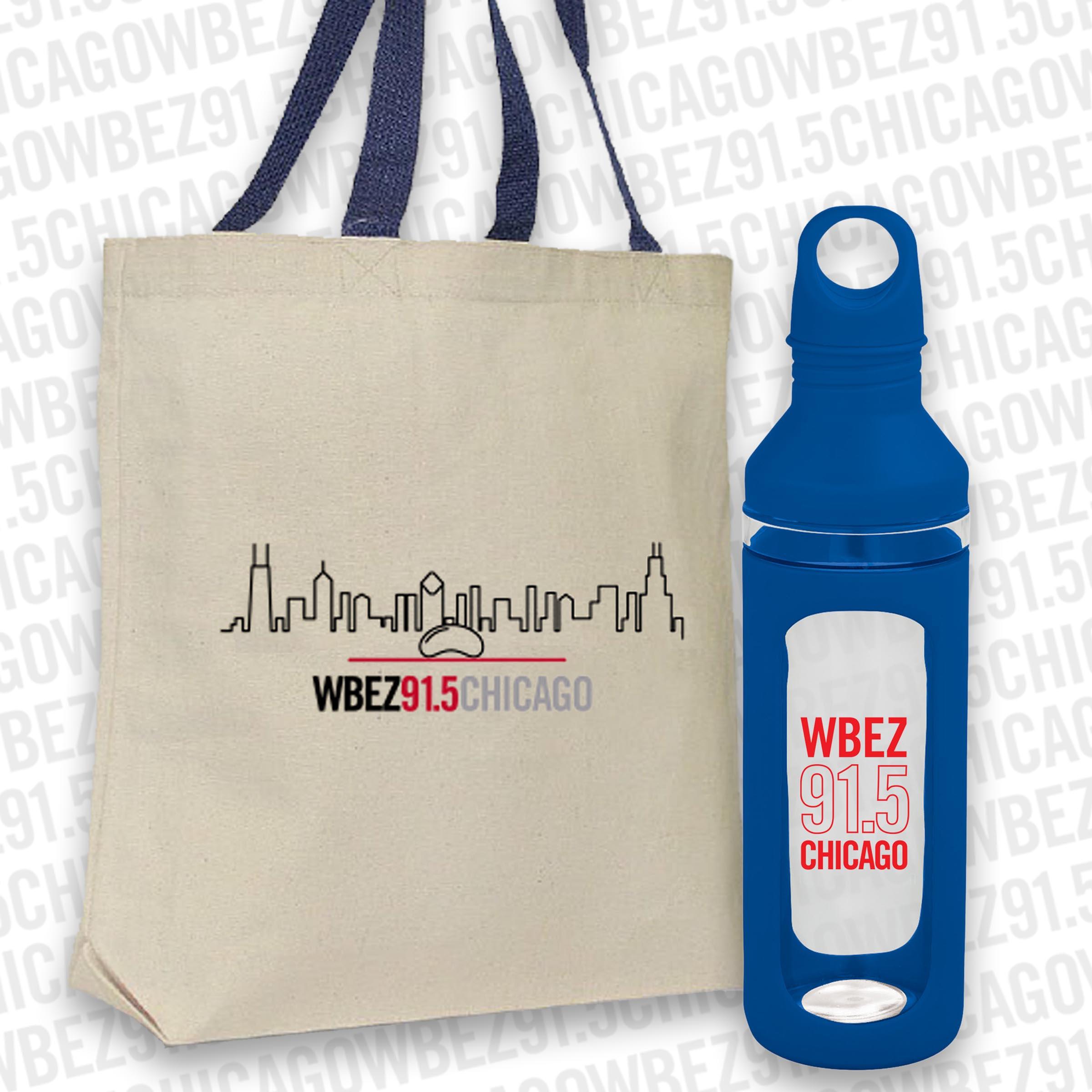 WBEZ Fan Pack