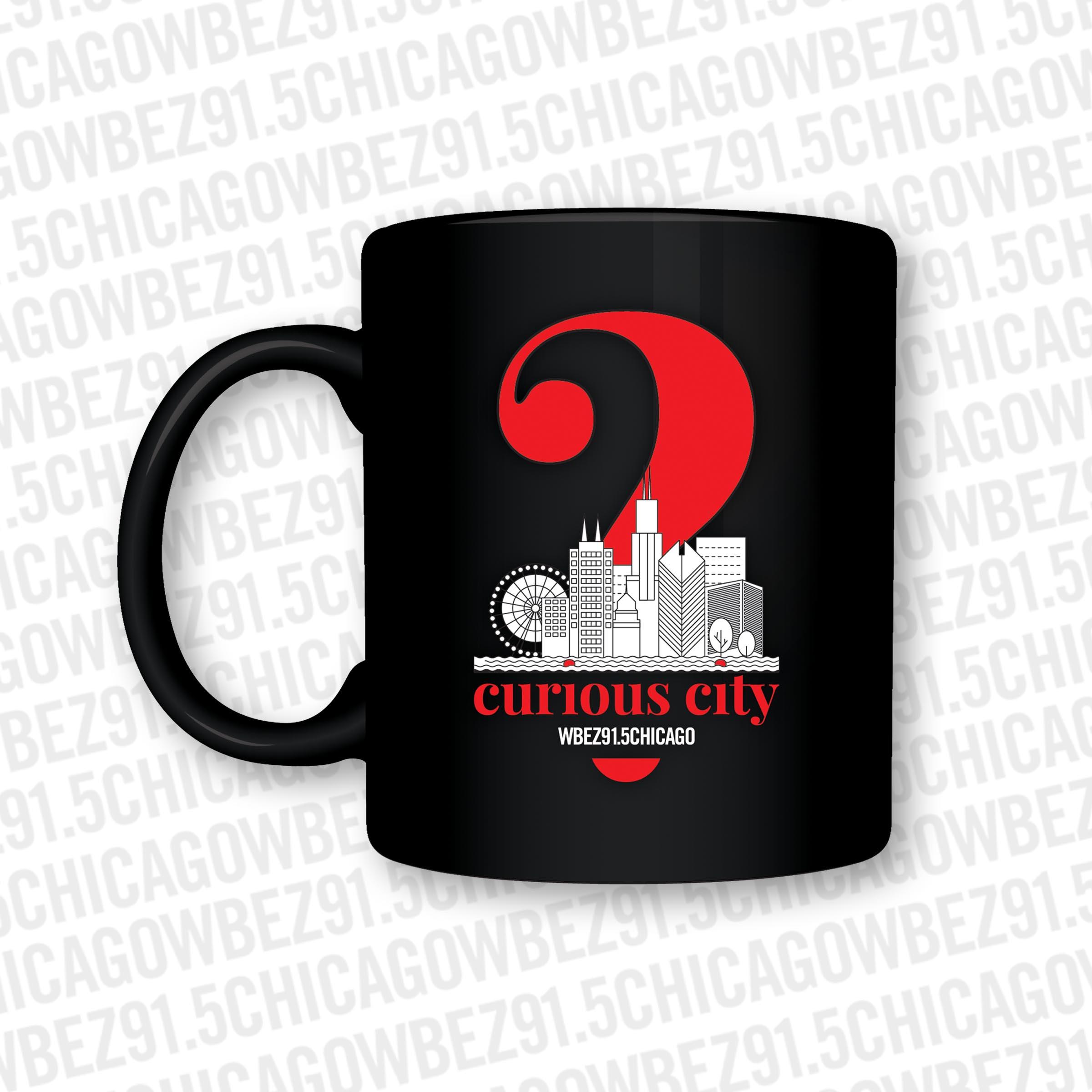 Curious City Mug