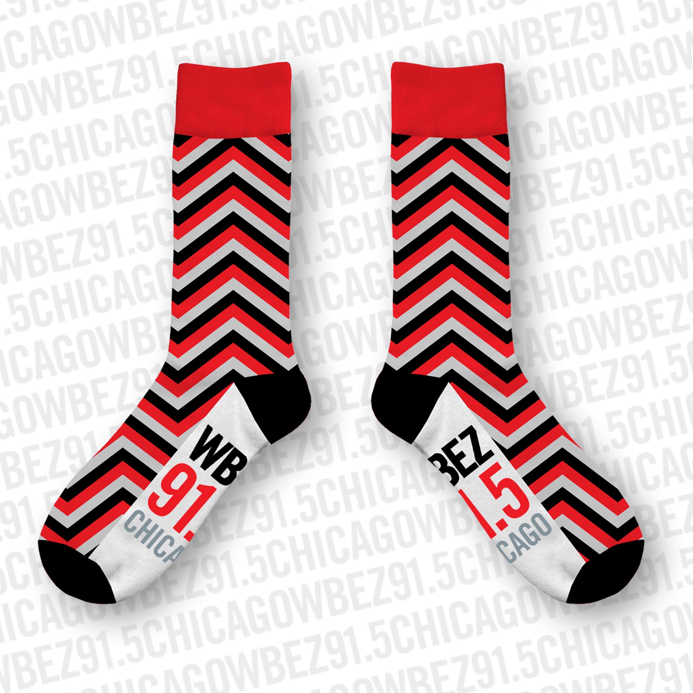 WBEZ Socks