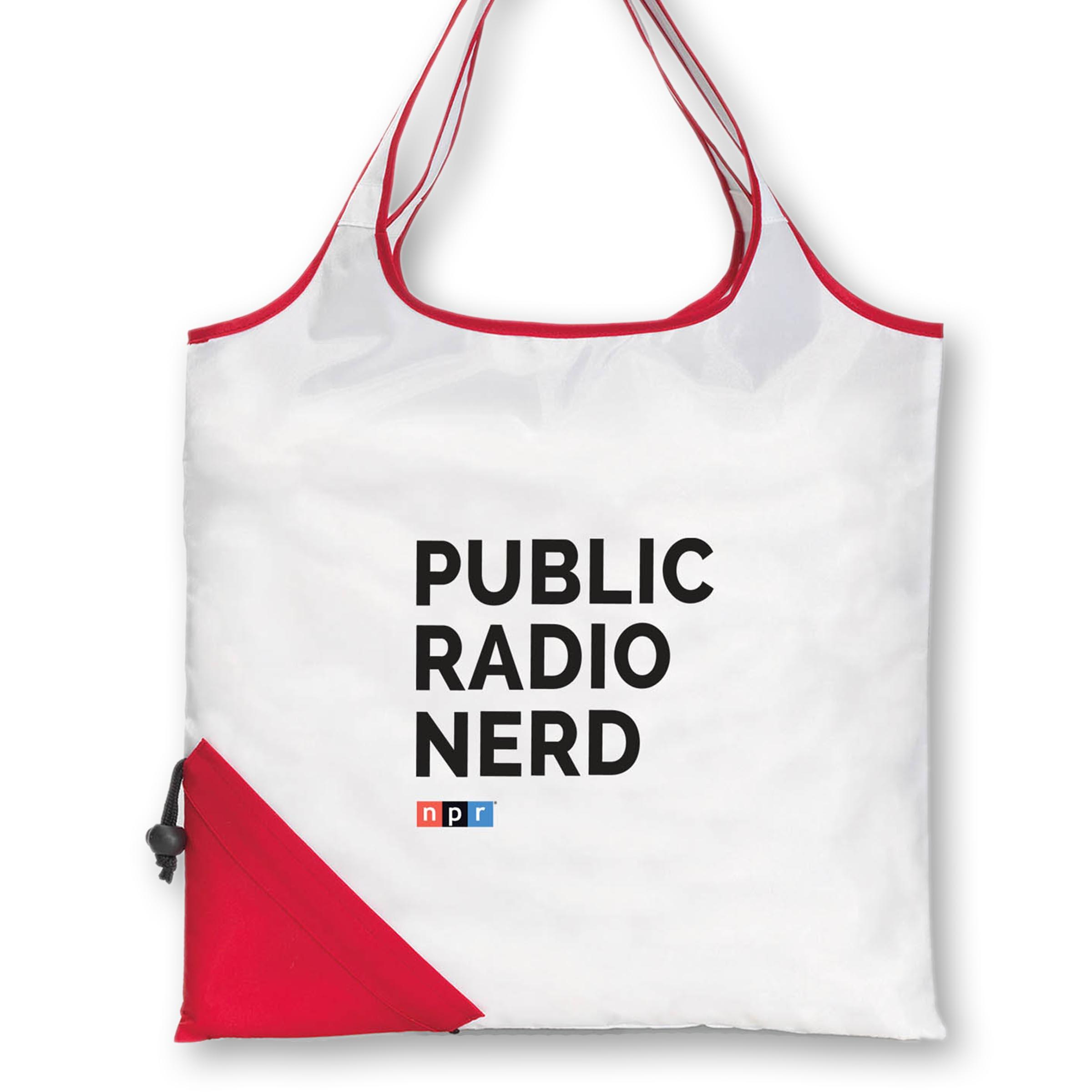 WBEZ Public Radio Nerd Tote
