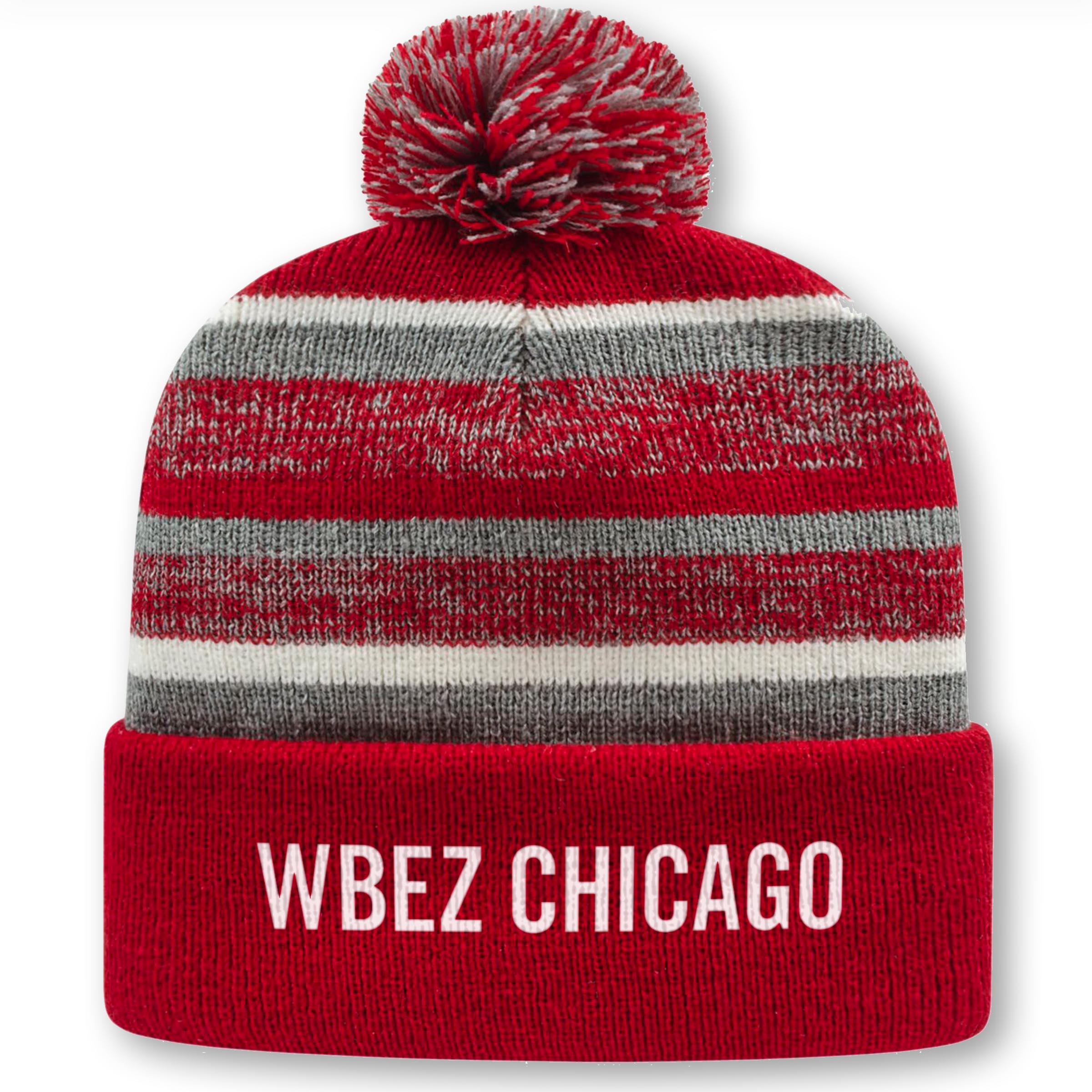 2019 WBEZ Winter Hat