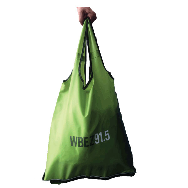 WBEZ Grocery Tote