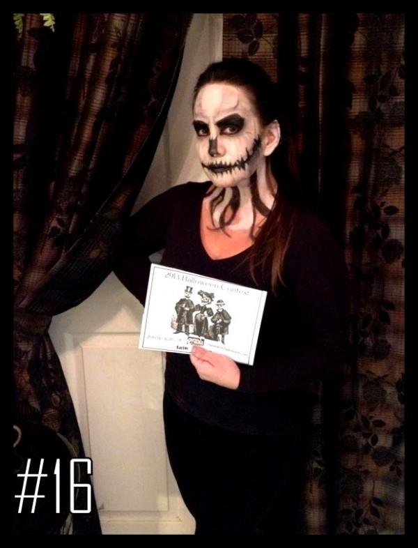 16 Skull Face