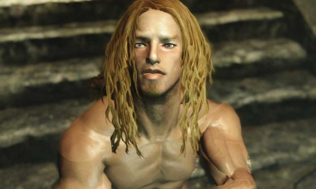 Man Candy Monday: The Guyrim (Skyrim) Edition