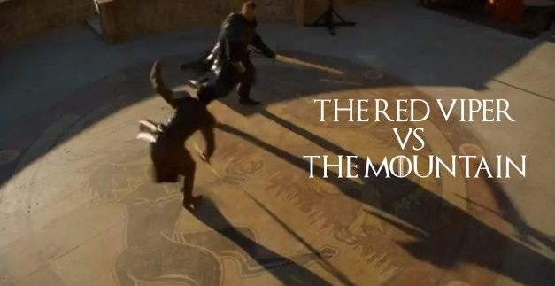 Game of Thrones, Season Four episode eight: The Mountain and the Viper