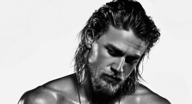 Man Candy Monday – Charlie Hunnam