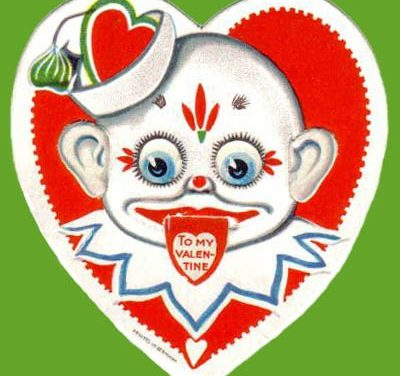 Wordless Wednesday – Have a Terrifying Valentine's Day
