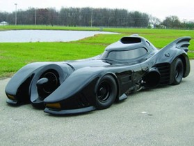 How Many Batmobiles are there?