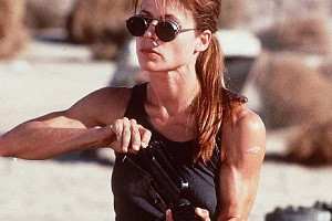 Friday Nineties – Buff Terminator 2 Linda Hamilton