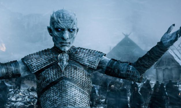 White Walkers and dwarfs, and ladles, oh my! Game of Thrones: Hardhome