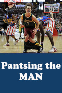 Pants the Man!