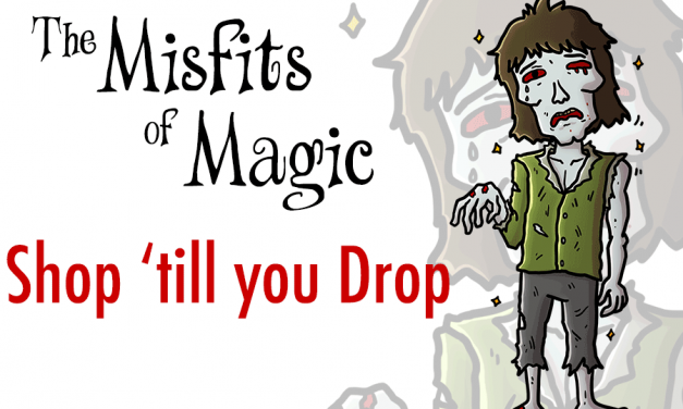 Misfits of Magic | Shop 'till you Drop, Part 1