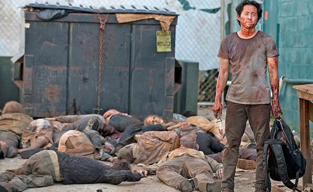 The Walking Dead: Heads Up; or, Glenn is Alive – For Now