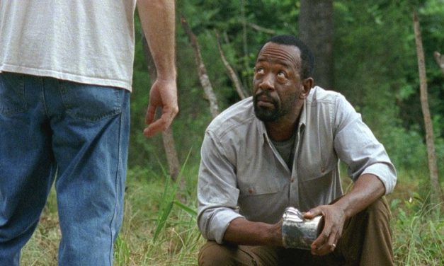 The Walking Dead: Here is Not Here; or, Morgan's Excuse for Acting Like Travis