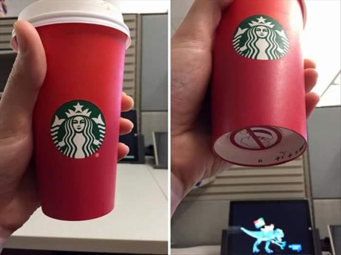 The Red Cup could be worse