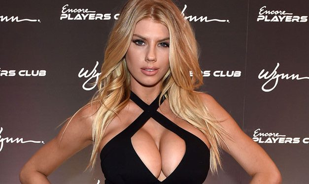 Charlotte McKinney and the Man Rules