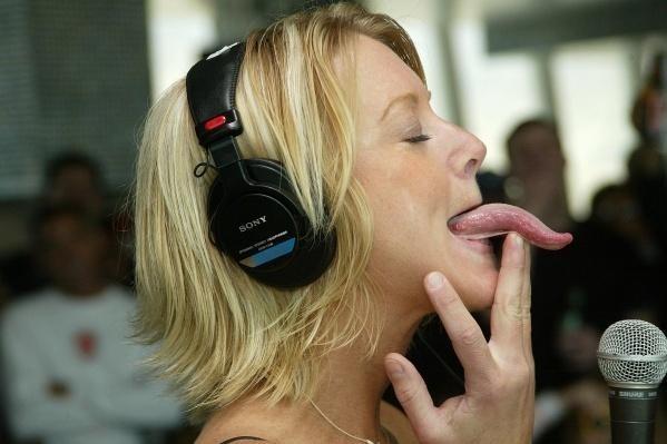 Heidi Hamilton Tongue