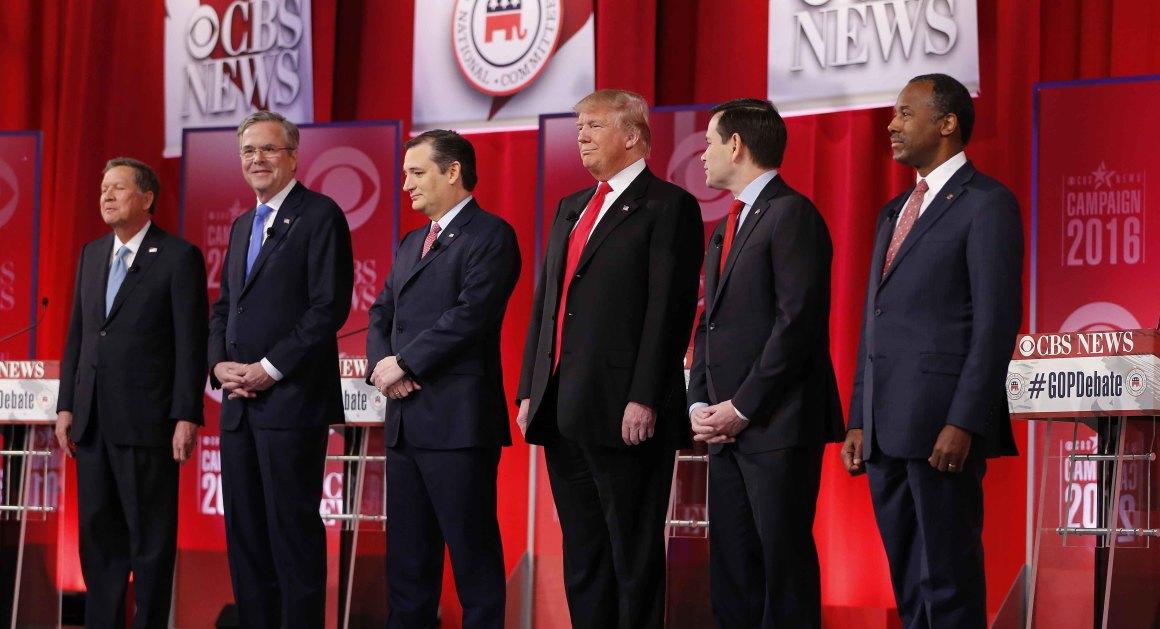 Republican Debate Hot Takes Extravaganza!