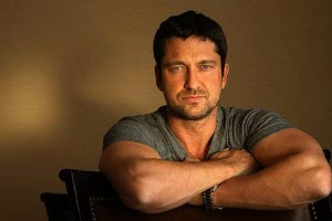 Man Candy Monday – Gerard Butler