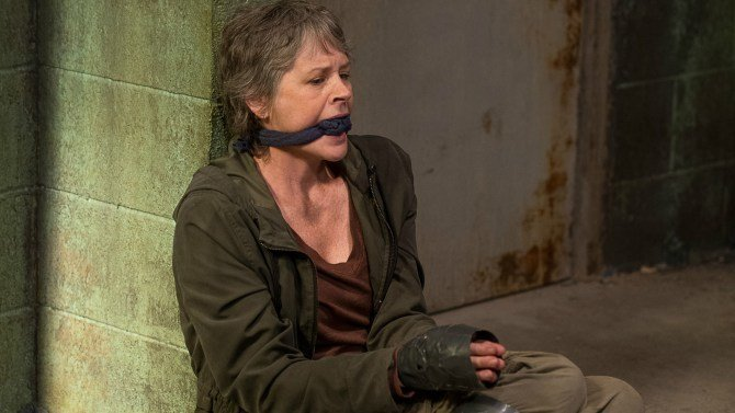 The Walking Dead: The Same Boat; or Carol Gets Her Groove Back (sort of)