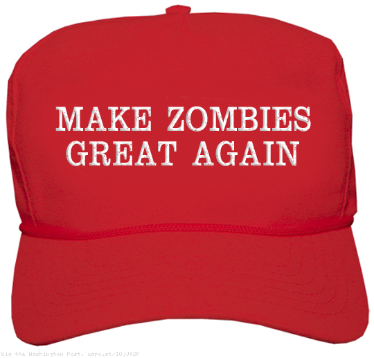 How Would Presidential Candidates Handle a Zombie Apocalypse?