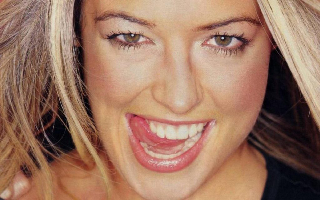 Cat Deeley Tongue