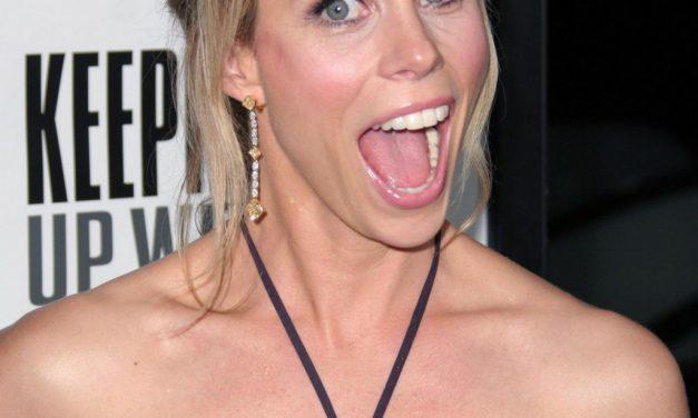 Cheryl Hines Tongue