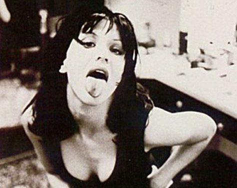 Courtney Love Tongue