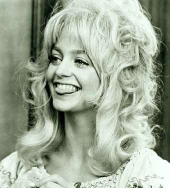 Goldie Hawn Tongue