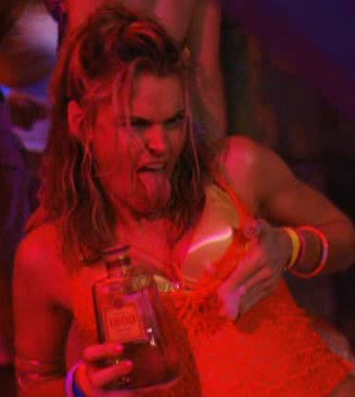 Missi Pyle tongue