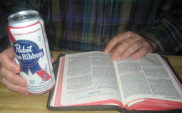 What Would Jesus … Drink?