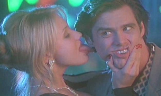 Cameron Diaz Tongue