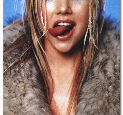 Candice Hillebrand Tongue