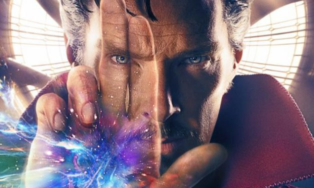 Doctor Strange Trailer: I Know Nothing about Doctor Strange
