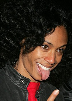 Jada Pinkett Smith Tongue