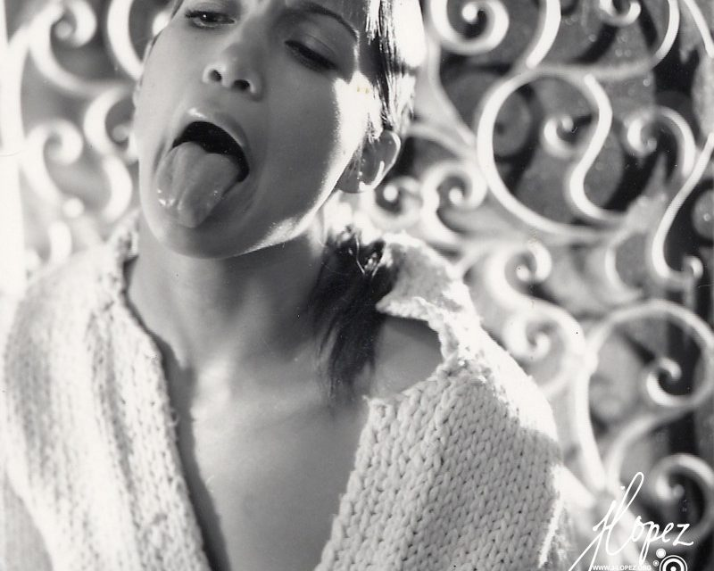 Jennifer Lopez Tongue