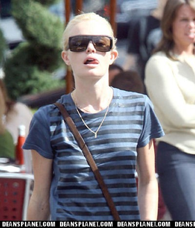 Kate Bosworth Tongue