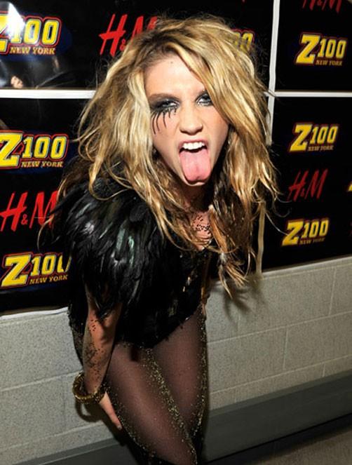Kesha Rose Sebert Tongue